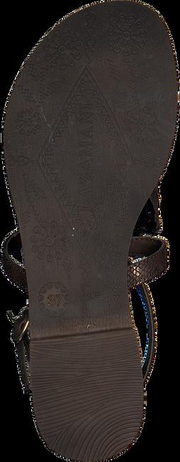 Bruine LAZAMANI Sandalen 75.539 - large