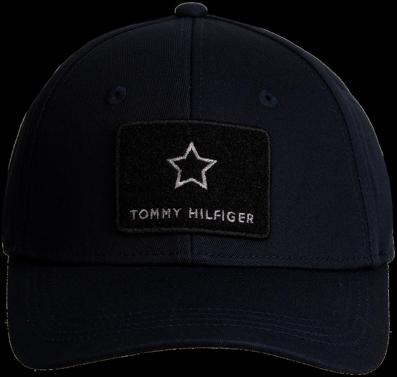 Blauwe TOMMY HILFIGER Pet SWAP YOUR PATCH CAP. TOMMY HILFIGER a8d2c59b7bcc