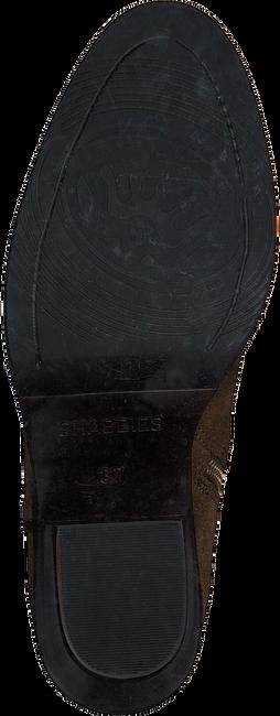 Bruine SHABBIES Enkellaarsjes 183020166 - large