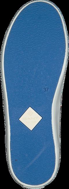 Witte GANT Veterschoenen ZOEE 18538442 - large