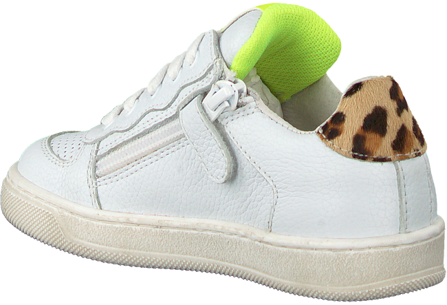 Witte CLIC! Lage sneakers CL-20100  - large