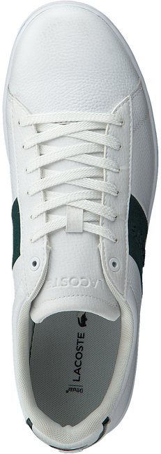 Witte LACOSTE Sneakers CARNABY EVO 319 1  - large