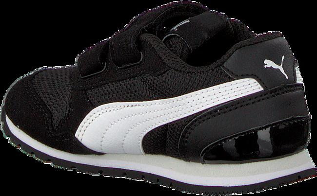 Zwarte PUMA Sneakers ST RUNNER V2 MESH  - large