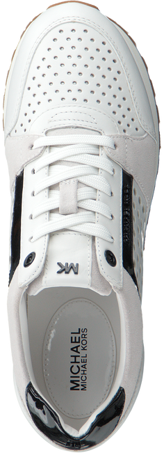 Witte MICHAEL KORS Sneakers BILLIE TRAINER  - large