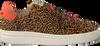 Bruine NUBIKK Sneakers YEYE NINTU - small