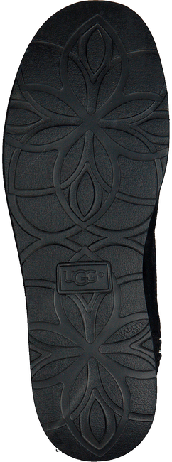Zwarte UGG Vachtlaarzen ABREE SHORT II - large
