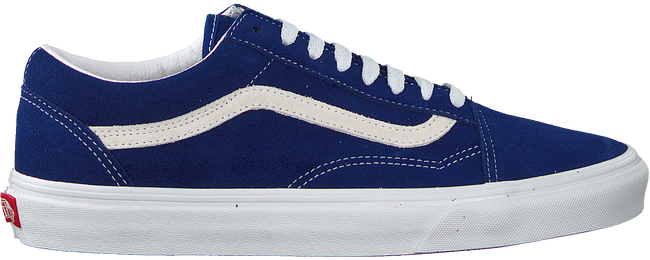Blauwe VANS Lage sneakers UA OLD SKOOL MEN