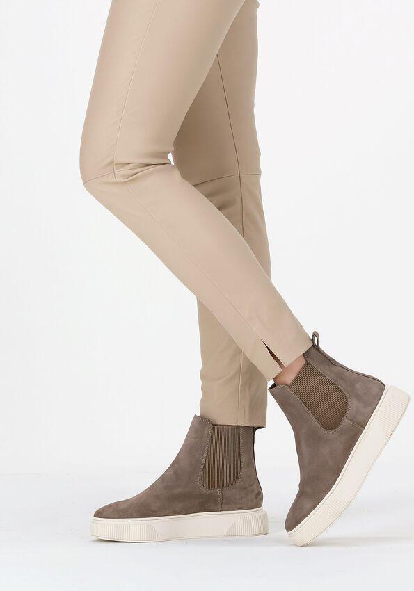 Bruine CYCLEUR DE LUXE Chelsea boots SALITA  - larger
