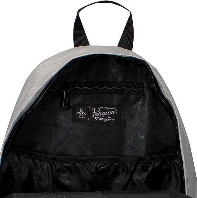Grijze ORIGINAL PENGUIN Rugtas HOMBOLDT BACKPACK - large