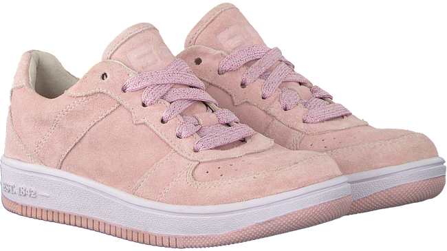 Roze BRAQEEZ Sneakers PEGGY POWER  - large