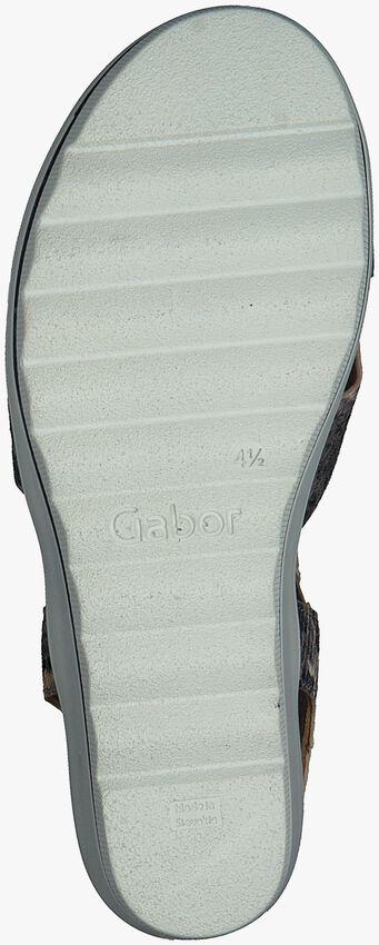 Gognac GABOR Sandalen 772  - larger