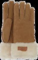 Camel UGG Handschoenen TURN CUFF GLOVE - medium