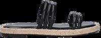 Zwarte FRED DE LA BRETONIERE Slippers 154010004  - medium