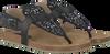 Zwarte CLIC! Sandalen CV8971  - small