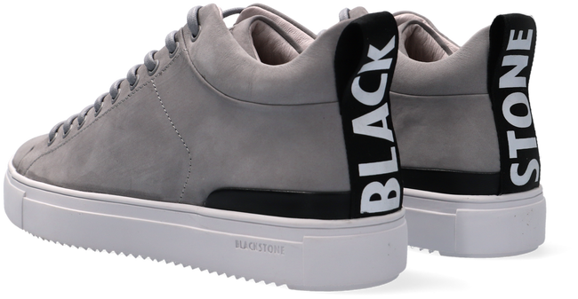 Grijze BLACKSTONE Sneakers RM14  - large