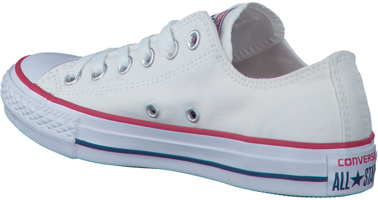 d80cf6586ea Witte CONVERSE Sneakers ALL STAR OX. CONVERSE. Previous