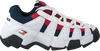 Witte TOMMY HILFIGER Lage sneakers CHUNKY HERITAGE WMNS  - small