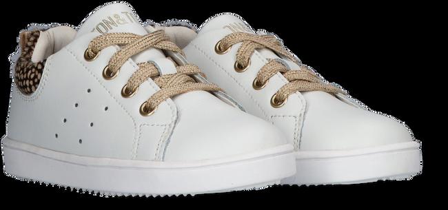 Witte TON & TON Lage sneakers AARICIA  - large
