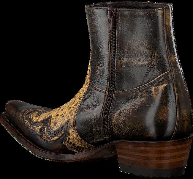 Bruine SENDRA Cowboylaarzen 9918  - large
