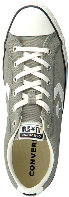 Groene CONVERSE Sneakers STAR PLAYER OX HEREN  - large