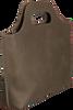Taupe MYOMY Handtas MY CARRY BAG HANDBAG  - small