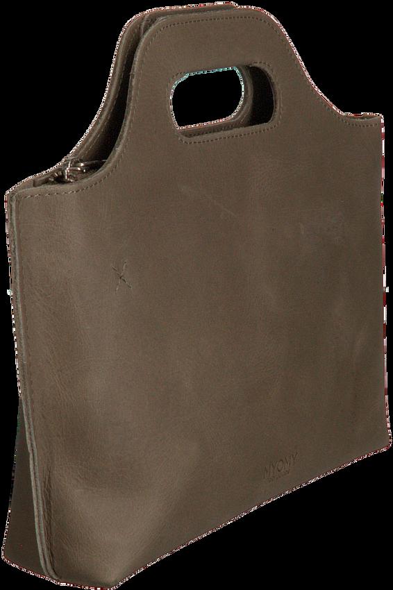 Taupe MYOMY Handtas MY CARRY BAG HANDBAG  - larger