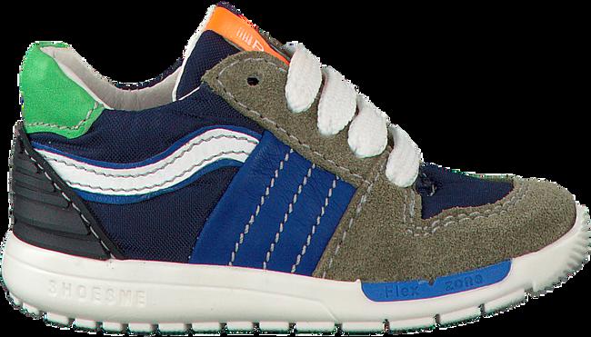 Blauwe SHOESME Veterschoenen RF8S060  - large