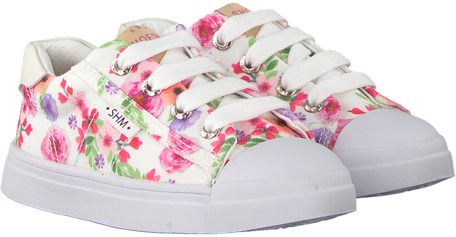 Witte SHOESME Sneakers SH9S035 M - large
