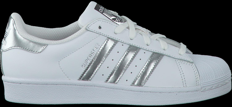 adidas schoenen witte
