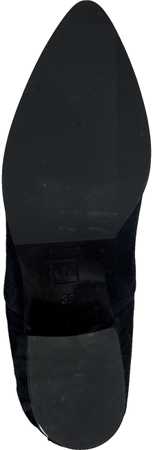 Blauwe VIA VAI Enkellaarsjes 5101033 - large