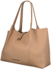 Beige VALENTINO HANDBAGS Shopper VBS2JH01 - small