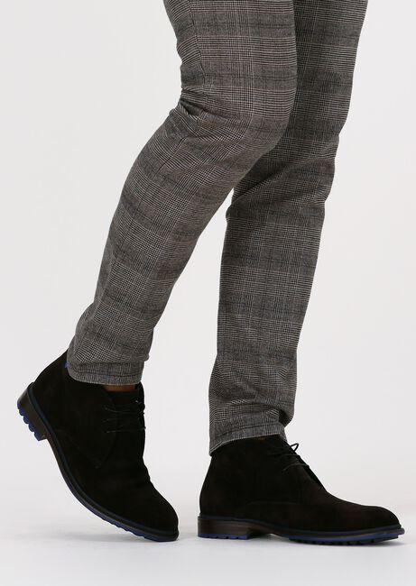 Bruine FLORIS VAN BOMMEL Nette schoenen 20094  - large