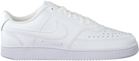 Witte NIKE Lage sneakers COURT VISION LOW  - medium
