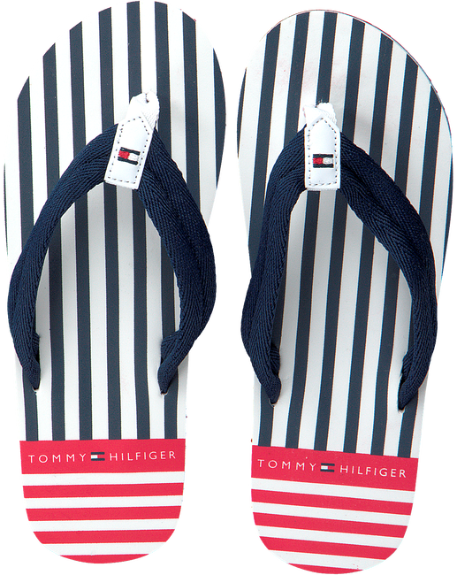 Witte TOMMY HILFIGER Slippers T3X0-00143  - large