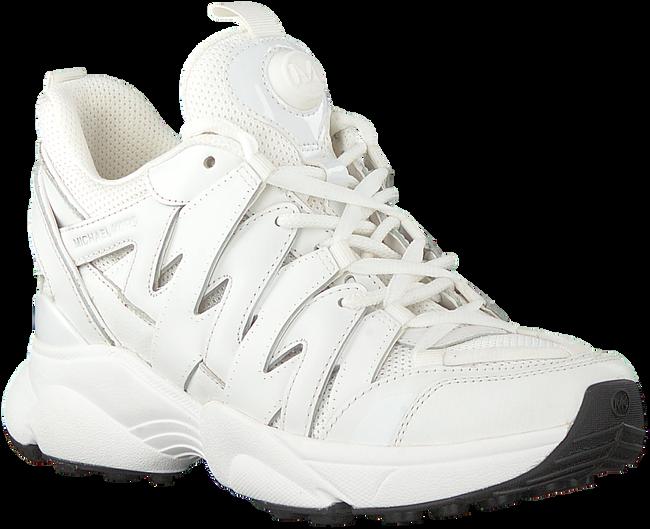 Witte MICHAEL KORS Lage sneakers HERO TRAINER  - large