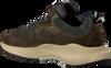 Groene FLORIS VAN BOMMEL Lage sneakers 16269  - small