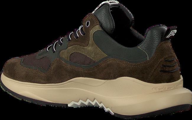 Groene FLORIS VAN BOMMEL Lage sneakers 16269  - large