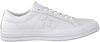 Witte CONVERSE Sneakers ONE STAR OX MEN  - small