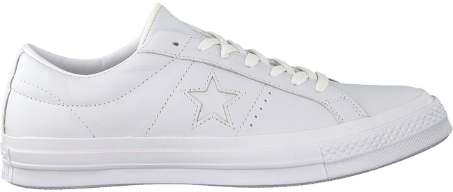Witte CONVERSE Sneakers ONE STAR OX MEN  - large