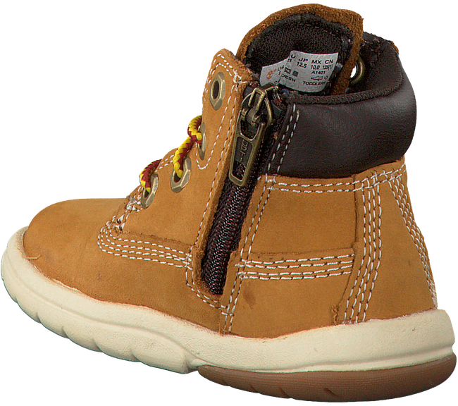 Camel TIMBERLAND Enkelboots NEW TODDLE TRACKS 6  - large