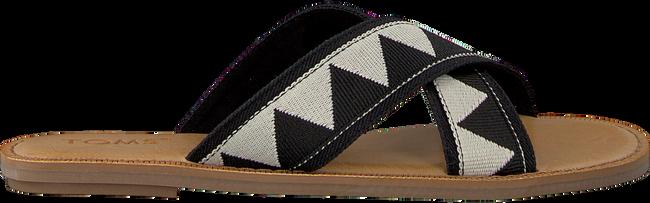 Zwarte TOMS Slippers VIV  - large