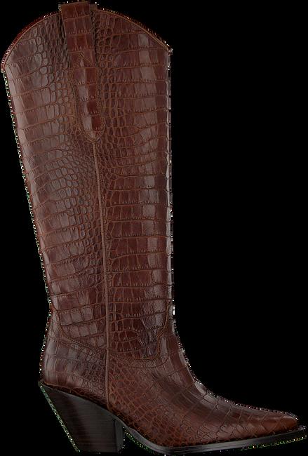 Bruine TORAL Lange laarzen 12028  - large