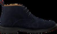 Blauwe GREVE Veterschoenen BARBOUR 5565  - medium