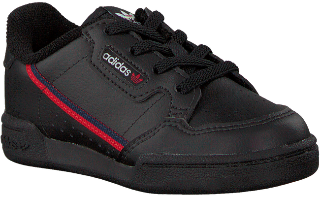 Zwarte ADIDAS Sneakers CONTINENTAL 80 I  - large