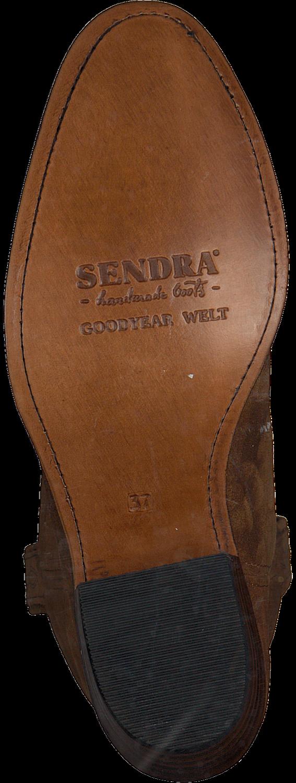 Cognac SENDRA Lange laarzen 14394 | Omoda