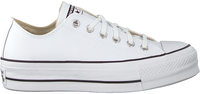 Witte CONVERSE Lage sneakers CHUCK TAYLOR ALL STAR LIFT  - medium