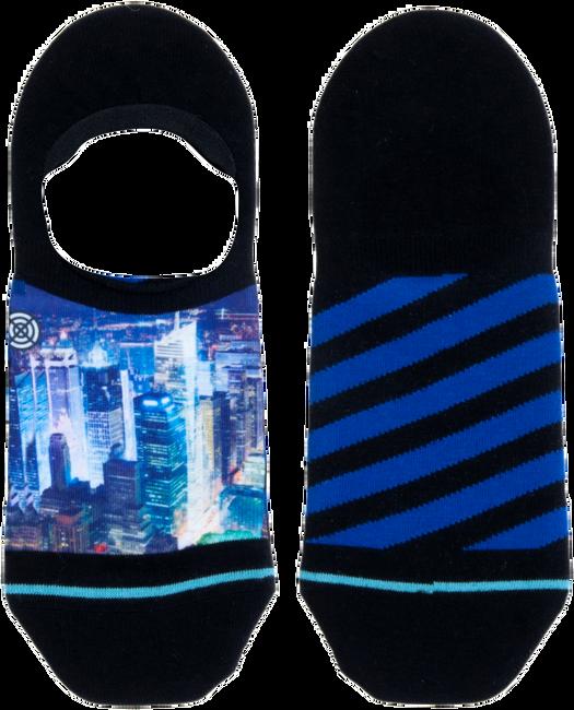 Blauwe XPOOOS Sokken CITYLIGHTS INVISIBLE  - large