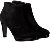 Zwarte GABOR Enkellaarsjes 700.1 - small