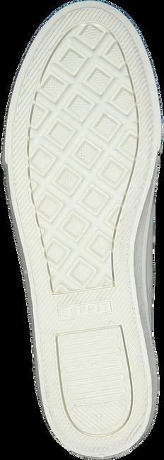 Witte ESPRIT Sneakers 028EK1W021  - large