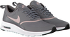 Grijze NIKE Sneakers AIR MAX THEA WMNS  - small